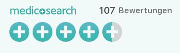 Average rating of ACAMED Medizinzentrum Dübendorf